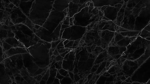 Superfície de mármore preto