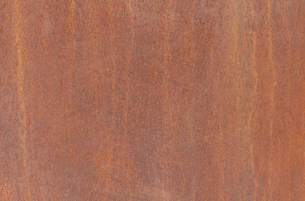 Superfície de metal enferrujada. fundo e textura abstratos