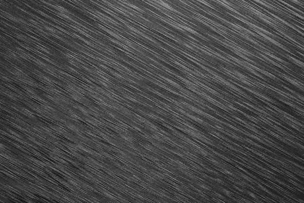 Superfície de metal preto