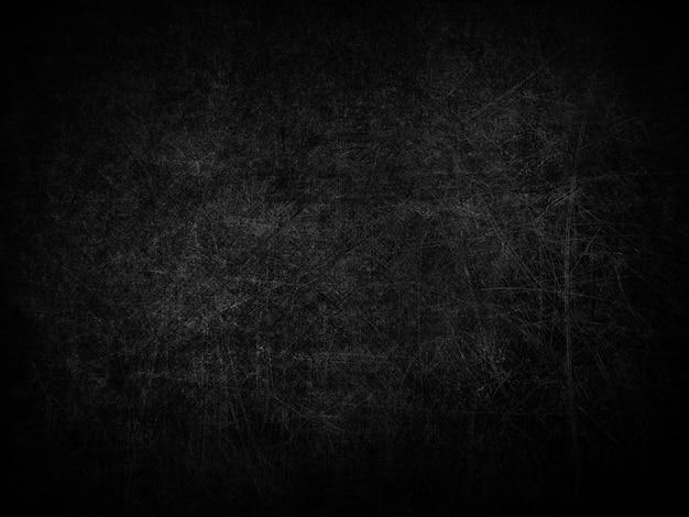 Superfície de metal riscada de estilo grunge escuro
