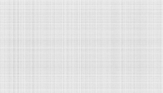 Superfície de padrão de textura de tecido branco