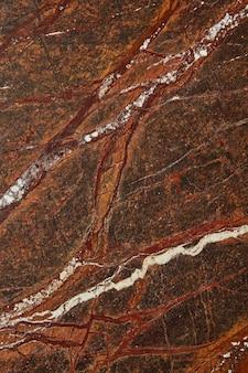 Superfície de parede marrom de mármore de fundo de pedra de textura abstrata gráfica, espaço de cópia. fundo natural para decoração de interiores.