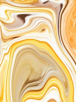 Superfície de pedra de mármore moderno para decoração flatlay fundo abstrato texturas e estiletes ...