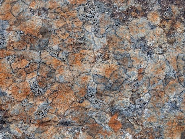 Superfície de pedra plana