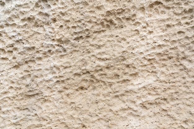 Superfície de pedra sólida