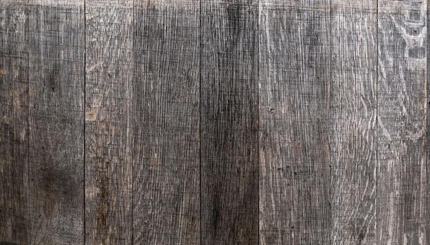 Superfície de prancha de madeira