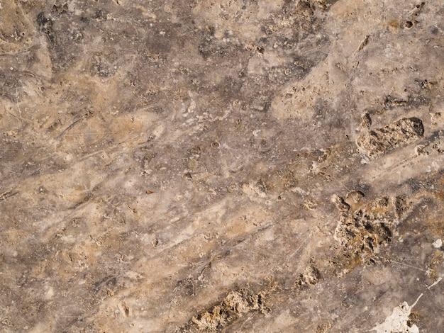 Superfície de textura cerâmica de close-up