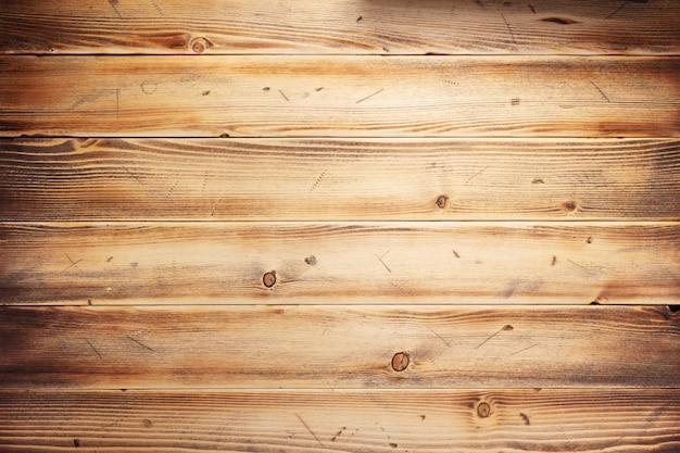 Superfície de textura de fundo, mesa ou piso de tábua de madeira velha