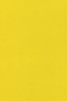 Superfície de textura de lona amarela