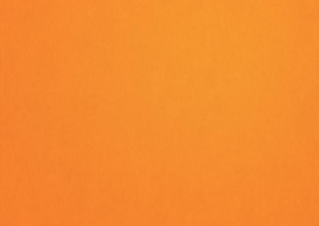 Superfície de textura de papel laranja