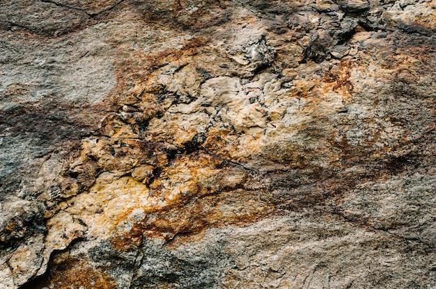 Superfície de textura de pedra
