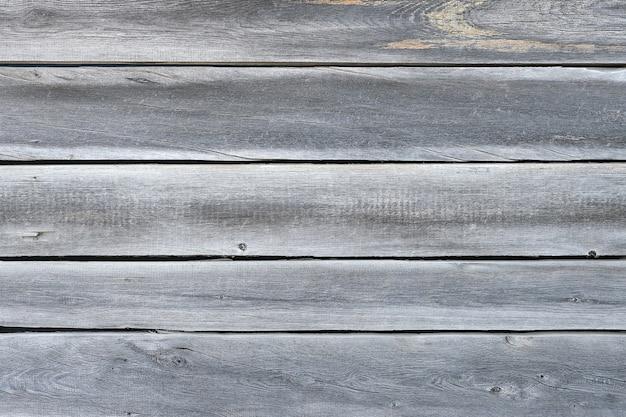 Superfície de textura de prancha de madeira preta e branca como plano de fundo