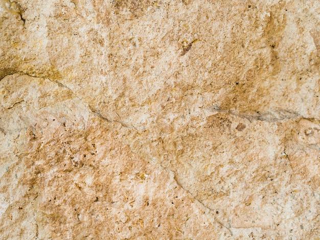 Superfície de textura de rocha em close-up