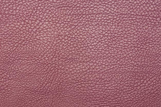 Superfície de textura de superfície de couro rosa alta resolução