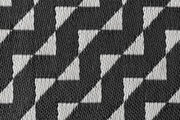 Superfície de textura de tapete de close-up com espaço de cópia