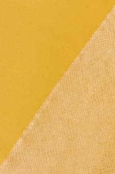 Superfície de textura dourada de close-up