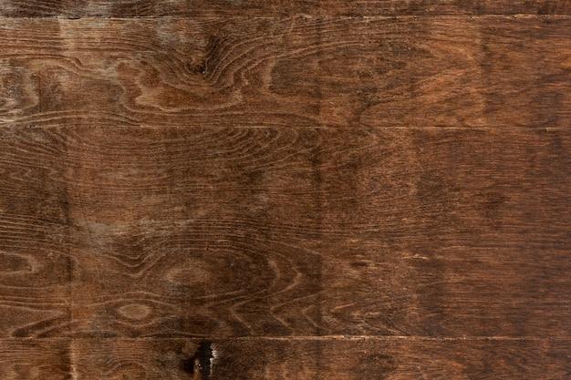 Superfície desgastada com grão de madeira
