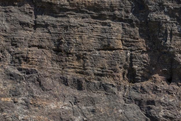 Superfície do mármore com tonalidade cinza, textura e fundo de pedra.
