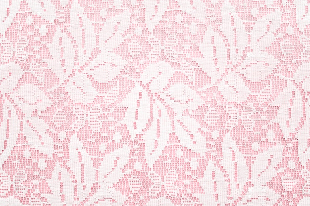 Superfície floral estofados rosa