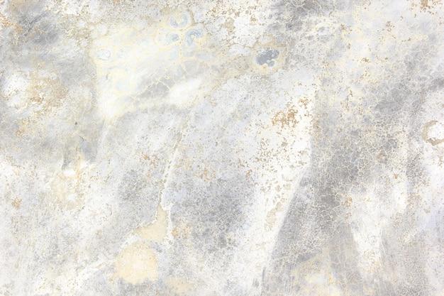 Superfície modelada em mármore é colorida e doce