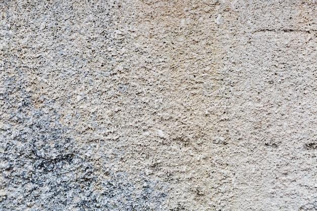Superfície muito grossa da parede de cimento