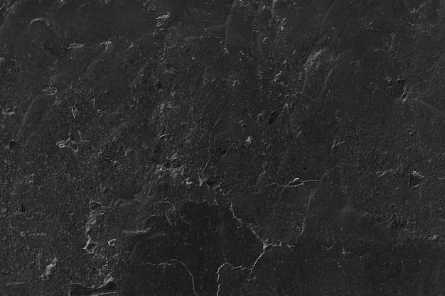 Superfície preta com as veias ligeiramente visíveis