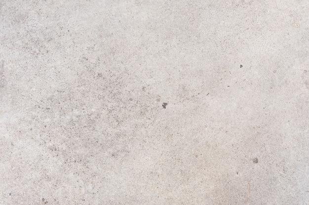 Superfície texturizada de cimento