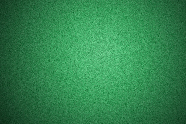 Superfície texturizada verde