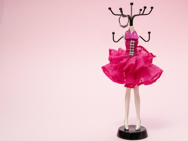 Suporte para acessórios femininos para meninas, como anéis, brincos, brincos