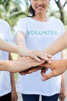 Suporte voluntário