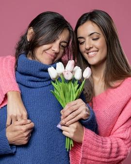 Surpresa do dia de mães para a mãe