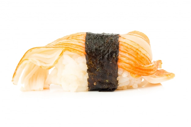 Sushi cozinha japonesa.