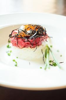 Sushi de atum