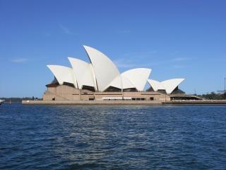 Sydney opera house, marco