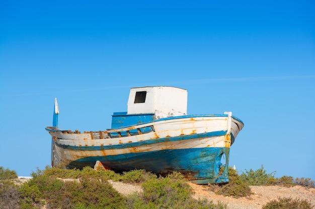 Tabarca island em alicante comunidade valenciana