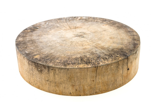 Tábua de corte de madeira