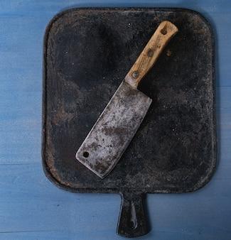 Talhador de açougueiro vintage