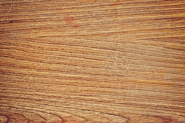 Tampo de mesa de escritório de madeira velha com textura zero para design de plano de fundo