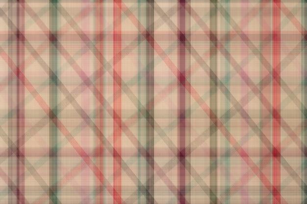 Tanga sem costura tecido xadrez com textura de padrão de fundo abstrato de cor listra