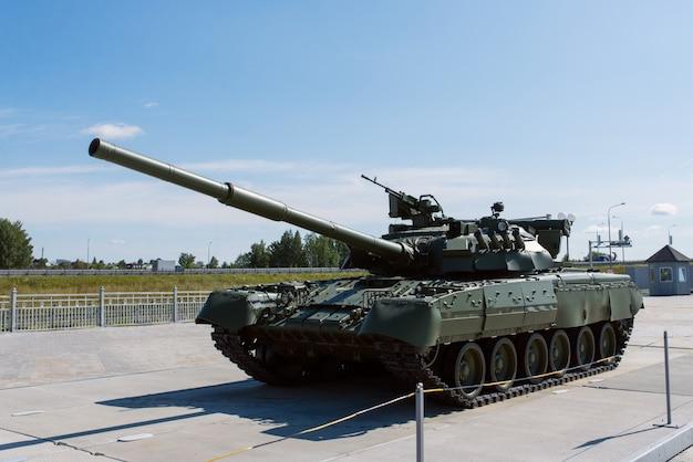 Tanque de combate russo