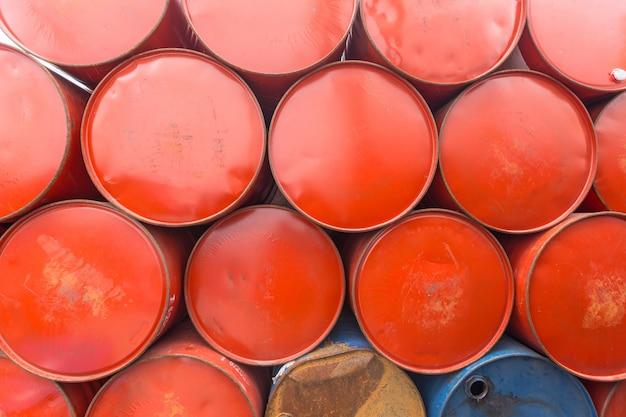 Tanque de óleo de barel