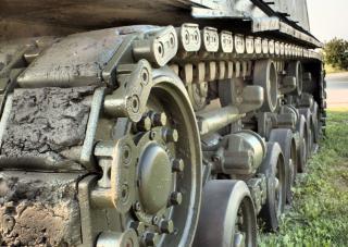 Tanque militar, o tanque