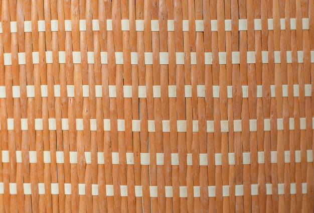 Tapete de vime feito de palha textura de palha de vime esteira de videira tecelagem de videira