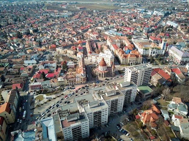 Targu mures cidade