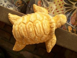 Tartaruga artesanato mexicano