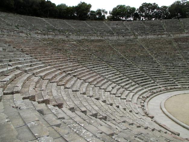 Teatro antigo de epidauro