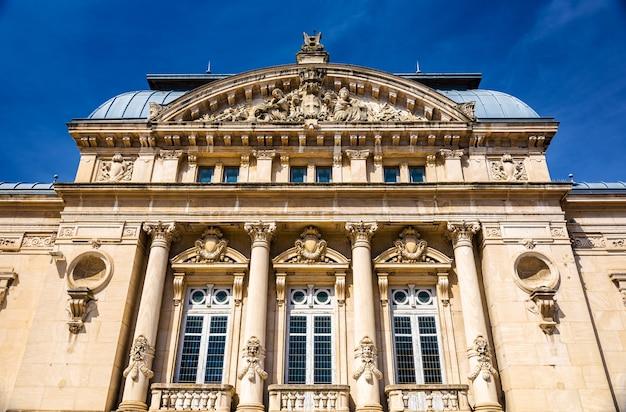 Teatro municipal de bourg-en-bresse - frança, rhone-alpes
