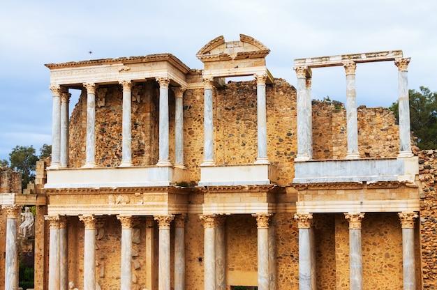 Teatro romano antigo em mérida