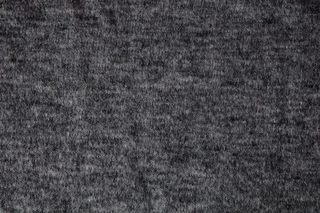 Tecido cinza escuro texturizado para o tecido de fundo