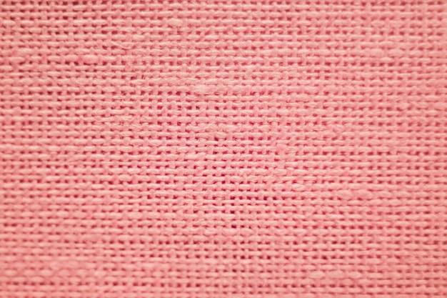 Tecido de algodão com pregas drapeadas de ponto de linho